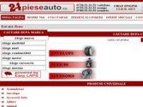 Piese auto online - www.24pieseauto.ro