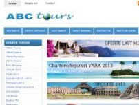 ABC Tours-Agentie Turism - www.abctours.ro