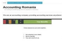 Accounting Services Romania, Bookkeepeing services - www.accountingromania.ro