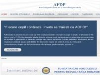 Asociatia pentru formare si dezvoltare personala - www.afdp.ro