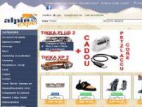 Magazin online de echipament montan - www.alpinexpe.ro