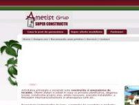 Ametist.com.ro - case la cheie, case Mogosoaia, constructii case la cheie, constructii la rosu, firm - ametist.com.ro