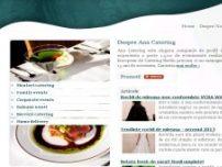 Ana Catering - Servicii de catering pentru nunti, botezuri, evenimente - www.ana-catering.ro
