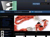Magazin Online de Bijuterii Argint - Italia - www.arielsilver.ro