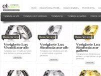 Casa de bijuterii Atcom, producator verighete lux si simple din aur - www.atcom.ro