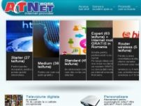 AT NETwork - Internet Service Provider - www.atnetwork.ro