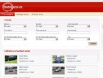 Anunturi auto noi - www.autozunk.ro