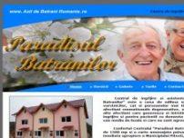 Azil de batrani - www.azildebatraniromania.ro