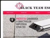 Servicii de paza si protectie - www.blackteam.ro