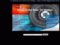 TV Online | Watch Online TV Live on Cool Tv Net | Posturi tv gratis | Best Tv channels - www.canale-tv.net