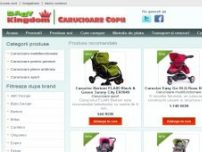 Carucioare Copii - BabyKingdom - carucioare-copii.shopmania.biz