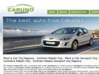 Caruno - rent a car - www.caruno.ro