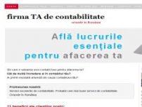 Contabilitate, Servicii de contabilitate, Experti contabili - www.contabilitateromania.ro