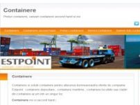 Containere maritime noi , containere maritime second hand - www.containere-maritime.ro