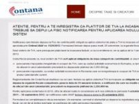 Creatori de taxe mici, consultant fiscal si expert contabil Brasov - www.contana.ro