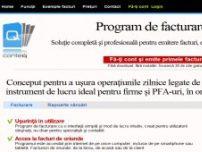 Facturare online - www.conteq.ro