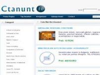Anunturi Constanta - www.ctanunt.ro