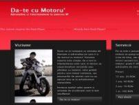 Inchirieri motociclete Bucuresti - www.datecumotorul.ro