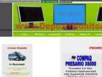 DepozitMonitoare.ro Monitoare LCD, CRT - www.depozitmonitoare.ro