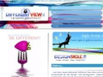 Web design, Optimizare SEO, Imagine corporativa, Conceptie logotip, grafica publicitara - www.differentview.ro