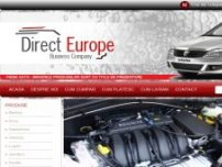 Piese Auto Dacia de Origine ONLINE - www.direct-europe.ro