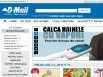 D-Mail - Idei Utile Cadouri Originale - www.dmail.ro