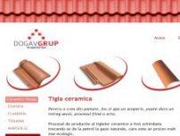 Acoperisul de tigla - www.dogavgrup.ro