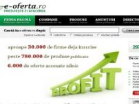Lista firme si oportunitati de afaceri profitabile. Catalog Societati Comerciale - www.e-oferta.ro