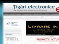 Tigara Electronica E-Joy - Alternativa fumatului - www.e-tigara.ro