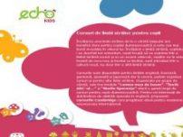 Cursuri limbi straine pentru copii - www.echokids.ro