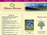Editura Deceneu -  calea catre fericire, lumina si iubire - Librarie Online - www.edituradeceneu.ro