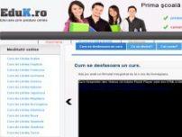 Dictionar universal online - www.eduk.ro