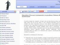 Ejaculare Precoce - www.ejaculare-precoce-tratamente.ro