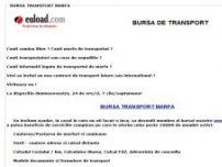 Euload - Bursa Europeana de Transport - www.euload.ro