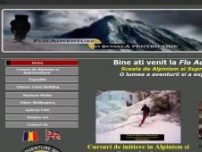Scoala de alpinism si supravietuire - www.extremromania.ro