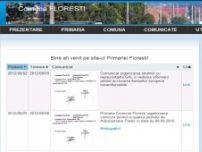 Primaria - Floresti - www.floresti-cluj.ro