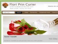 Flori prin curier - www.floriprincurier.ro