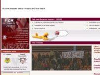 Fzr.ro - site oficial al suporterilor rapidisti - www.fzr.ro