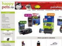 Happypets Online - www.happypets.ro