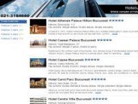 Ghidul hotelurilor din Bucuresti - www.hoteluribucuresti.info