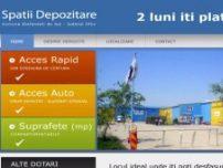 Inchiriere Hale Depozite centura capitalei Stefanesti de Jos - www.inchirierehaledepozite.ro