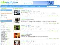 Index Anunturi, Oferte, Cereri, Vanzari, Cumparari, Inchirieri, Schimburi, Servicii - www.indexanunturi.ro