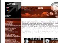 Produse din inox pentru industria alimentara, industria chimica, industria hartiei si a petrolului - www.industrialgrito.ro