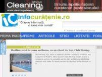 IinfoCuratenie, portalul firmelor de curatenie din Romania - www.infocuratenie.ro
