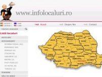 Catalogul restaurantelor si localurilor din Romania - Restaurante Cafenele Pizzerii Cluburi Baruri - www.infolocaluri.ro