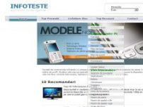 Promotii Aparate Foto, Camere Video HDD, Laptopuri Core i3, TELEVIZOARE LED HD - www.infoteste.ro