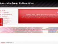 Asociatia Japan Culture Shop - www.japanculture.ro