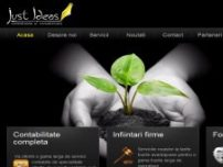 Contabilitate, consultanta fiscala - www.just-ideas.ro