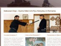 Iaido, Kendo, Kenjutsu, Musashi - kenjutsu.martial.ro