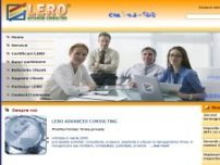 LERO Advanced Consulting - Evaluari, ANEVAR, Audit Energetic, Lichidare firma - www.lero.ro